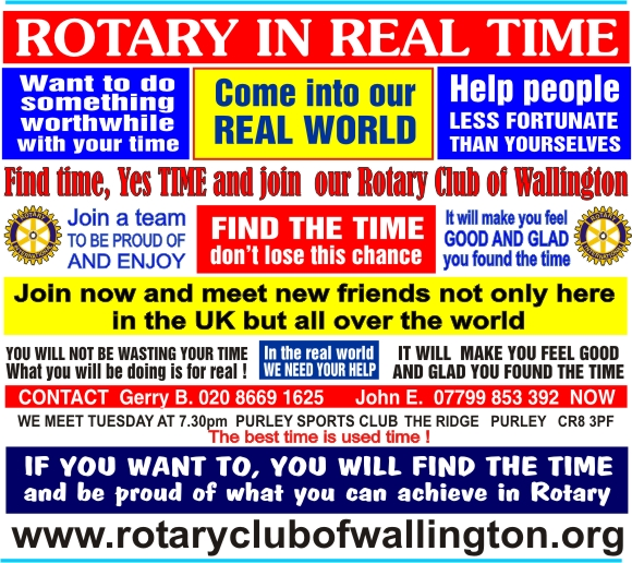 Rotary in Real Time